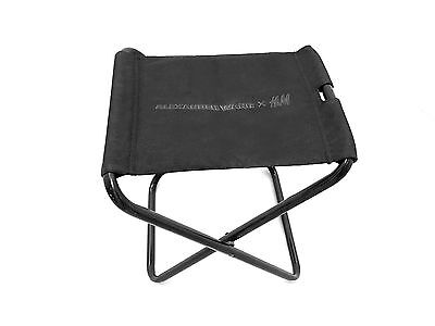 Alexander Wang for H&M VIP Collectible Black Foldable Stool Chair Rare