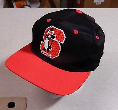 NEW Warner Bros Looney Tunes Sylvester Embroidered Ball Cap Snap Back  MLB