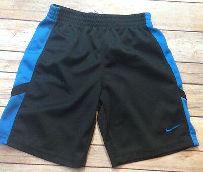 Nike Boy's Size 7 Athletic Black Shorts