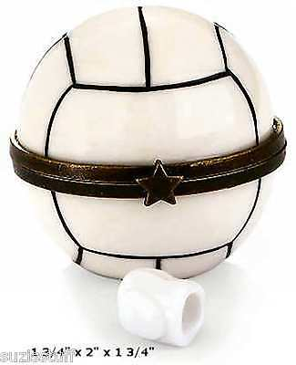 VOLLEY BALL-MIDWEST PHB-with LITTLE KNEE PAD TRINKET-LAST ONE!