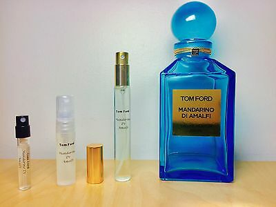 MANDARINO DI AMALFI by Tom Ford - Choose Your Sample - 100% Genuine