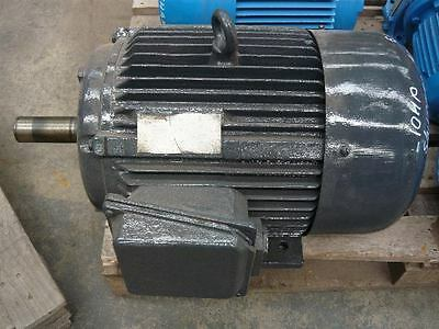 Western Electric 10Hp 3 Phase Electric Motor/ 960Rpm