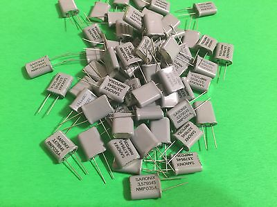 Lot of 20 SARONIX 3.579 MHZ QUARTZ CRYSTAL OSCILLATOR 3.579545 MHZ HC-49 Series