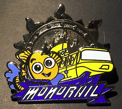 Disney Disneyland Monorail Mystery Collection Finding Nemo Sub LE 400 CHASER Pin
