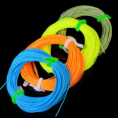 100FT Weight Forward Floating Fly Fishing Line WF-2F/3F/4F/5F/6F/7F/8F Fly Line