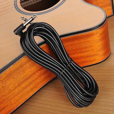 3M Guitar Amplifier Cable Cord for Electric Guitar Bass Ukulele Speakers Adapter