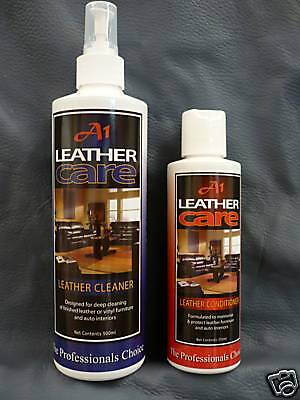 Leather Care Cleaner Conditioner Furniture/lounge/car