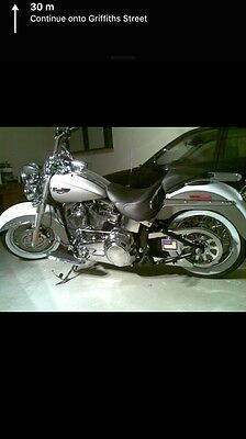 Harley Davidson Softail Deluxe 2008 LOW KMs