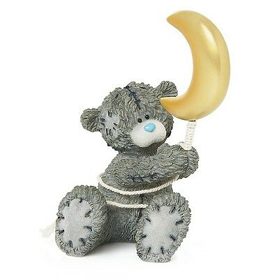 Me To You Bear Catching the moonlight blue nose tatty teddy  figure Birthday
