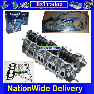 Mazda Bravo B2500 E2500 Ford Courier WLT WL complt cylinder head w gaskets&bolts