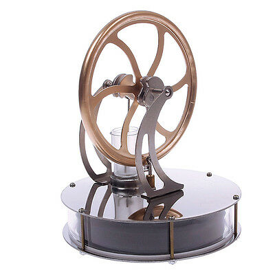 Low Temperature Stirling Engine Motor Model Cool Education Toys Creative Gift CZ