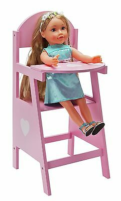 Chad Valley Classic Wooden Dolls Highchair. From the Official Argos Shop on ebay