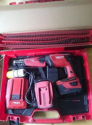Hilti SD 5000-A22, smd57 Cordless Drywall Screwdriver