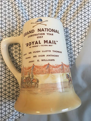 Royal Doulton Tankard to commemorate 1937 Grand National