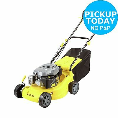 Challenge 40cm Push Petrol Mower - 129Cc. From the Official Argos Shop on ebay