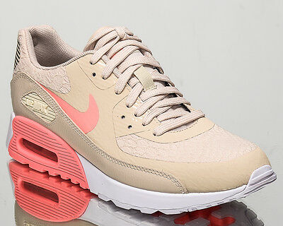 19e5738bdf Nike WMNS Air Max 90 Ultra 2.0 women lifestyle shoes NEW oatmeal lava 881106 -100