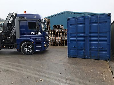 20ft shipping container FREE DELIVERY