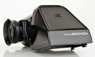 Bronica Rotary Viewfinder-E for ETR ETRS ETRSi Viewfinder E