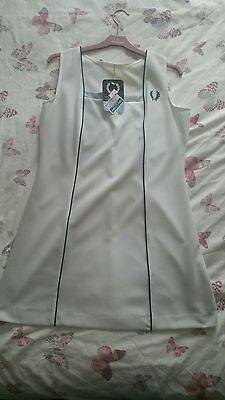 Fred Perry Genuine Vintage Tennis Dress New with Tags