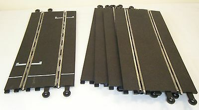 HORNBY SCALEXTRIC CLASSIC TRACK STRAIGHTS (x5), EXCELLENT CONDITION