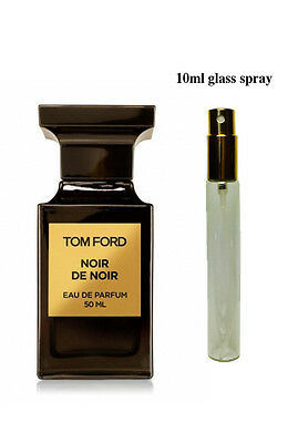 Noir de Noir by Tom Ford - 10ml glass spray sample