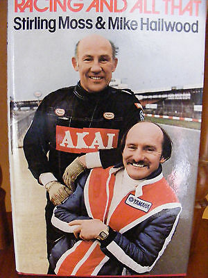 RACING AND ALL THAT -Stirling Moss & Mike Hailwood
