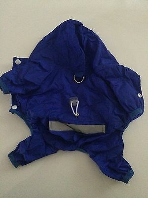 Kwai Manteau Chien Neuf Taille Xs