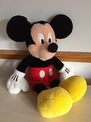 Disney Large Mickey Mouse Soft Toy