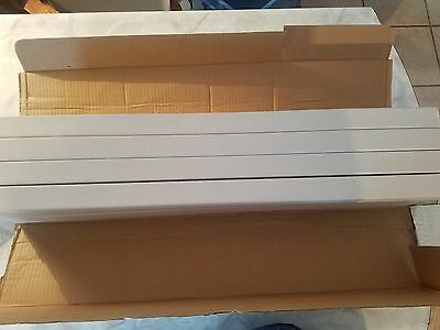 """TimberTech 27in. Composite Square (1-3/8"""") Baluster Whitesand kit 20 in the box"""