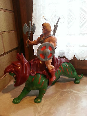 He-Man Battle-Cat Masters of the universe