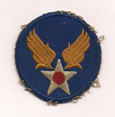 OLD VINTAGE WWII U.S. ARMY AIR FORCES USAAF INSIGNIA PATCH (lot 8)