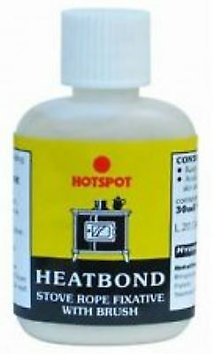 Hotspot Heat Bond  Stove Repair Fixative With Brush 30Ml