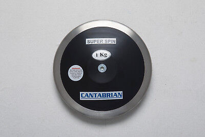 Cantabrian Super Spin Competition Discus