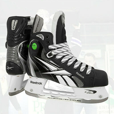RBK 6K Pump Ice Hockey Skates Size Senior Hokejam.co.uk