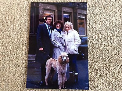 Den, Angie And Sharon Watts Bbc Eastenders Photograph - Mint Condition