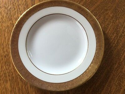 Minton Buckingham Bread and Butter Plates