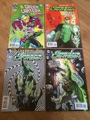 Green Lantern 52, 29, 36 And 42