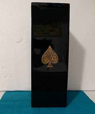 Champagne Armand de Brignac Brut (Ace of Spades) Gift Box and Booklet