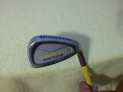 MOMENTUS 40 oz GOLF SWING TRAINER RH