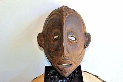African tribal mask,Bakongo mask, tribal used from the D.R. Congo