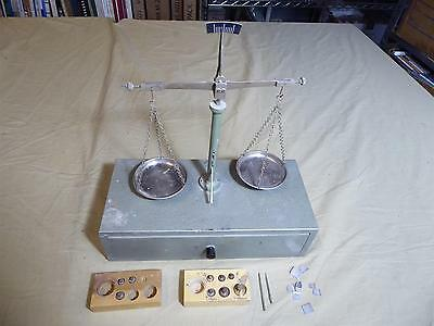 Vintage DIXON BALANCE - West Germany - Rare Jeweler/Gold Scale