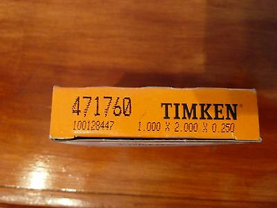 Timken 471760 Oil Seal
