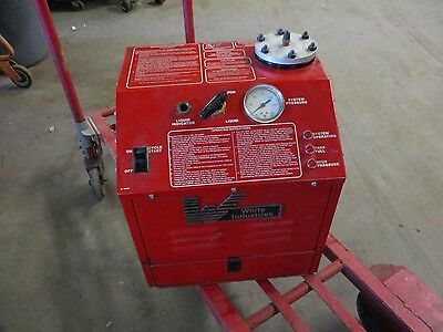 White Industries A/c Freon Recovery Unit No Base Modell 1622