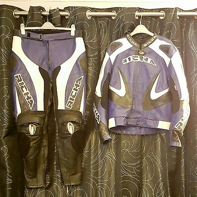 mens 2 piece motorcycle leathers