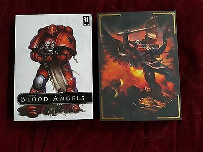 Angel's Blade and Blood Angels Limited Edition Codex Bundle OOP