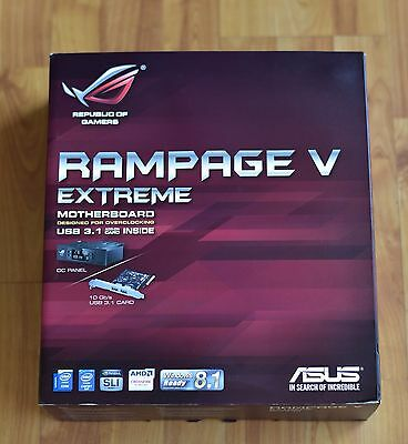 Rampage V Extreme 3.1