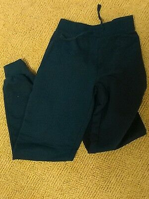 YD navy blue joggers, age 7-8 yrs