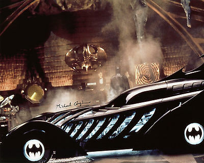 Michael Gough - Alfred Pennyworth - Batman Returns - Signed Autograph REPRINT