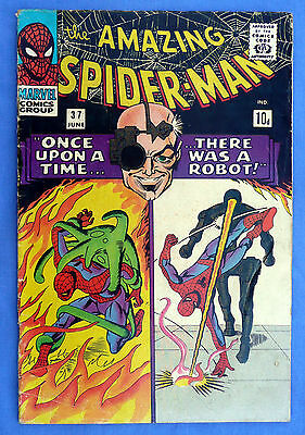 Amazing Spider-Man (Vol.1) #37 - 1966 - (Marvel) Steve Ditko