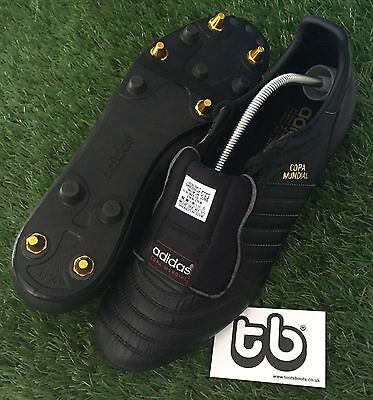 *Limited Edition Adidas Copa Mundial BlackOut tootsboots*